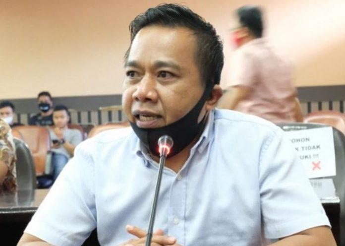 Anggota Komisi A bidang hukum dan pemerintahan DPRD Kota Makassar, Kasrudi