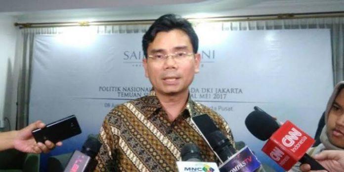 Direktur LSI Djayadi Hanan