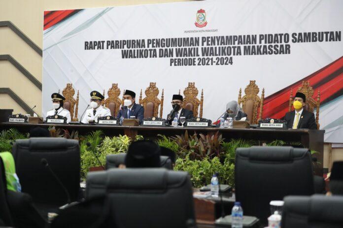 Ketua DPRD Makassar